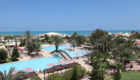 Djerba Clubanlage