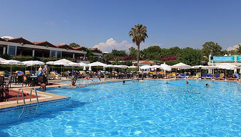 Pool Aldiana Side